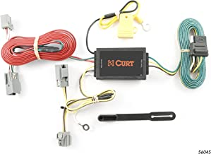 CURT 56045 Vehicle-Side Custom 4-Pin Trailer Wiring Harness for Select Volvo XC90
