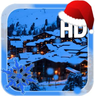 android winter live wallpaper