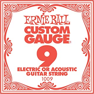 Ernie Ball Slinky String .009 Acoustic or Electric - 1009