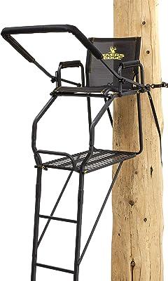 Rivers Edge RE656, Retreat 1-Man Ladder Stand