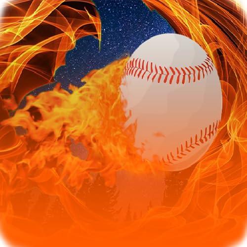 Baseball Fire