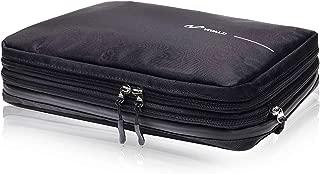 [VIVALD] 圧縮バッグ 旅行 圧縮袋 衣類 スペース60%節約 防水 軽量 YKKファスナー