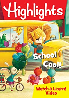 Highlights Watch & Learn!: School Cool!