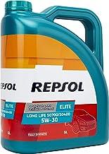Repsol RP135U55 Aceite de Motor para Coche, Multicolor, 5 L