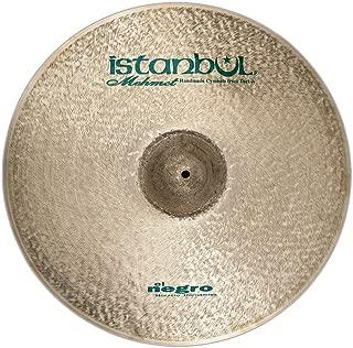 Istanbul Mehmet Cymbals Signature Series HH-RM22 22-Inch Horacio El Negro Hernandez Medium Ride Cymbal