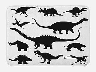 Best dinosaur bath mat Reviews