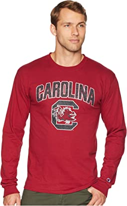 South Carolina Gamecocks Long Sleeve Jersey Tee