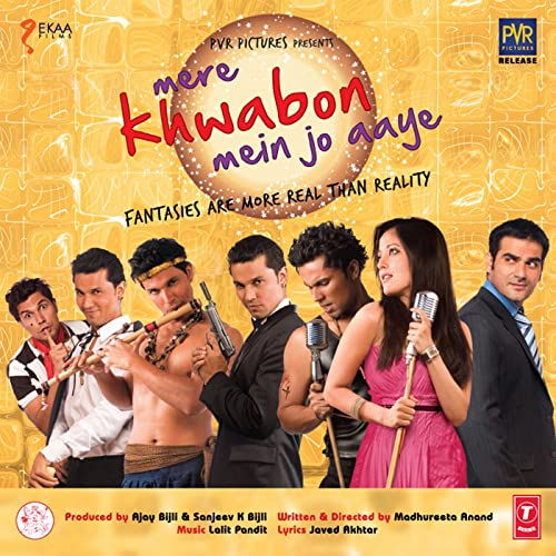 Mere Khwabon Mein Jo Aaye Movie Mp3 Songs Free Download - Arnaud Stolz