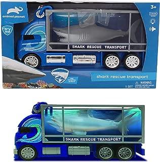 Animal Planet Shark New Rescue Transport