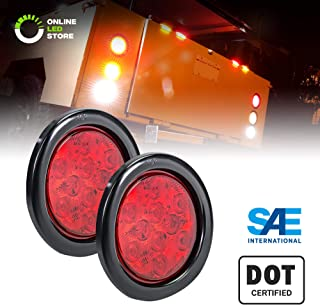 Best 4 round led tail lights Reviews