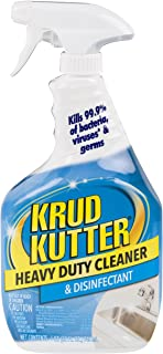 Krud Kutter 298309 Heavy Duty Cleaner and Disinfectant, Blue
