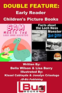 DOUBLE FEATURE: Sam Meets the Loch Ness Monster & Facts about the Loch Ness Monster for Kids - Early Reader - Children's Picture Books