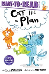 Cat Has a Plan: Ready-to-Read Ready-to-Go! Kindle Edition