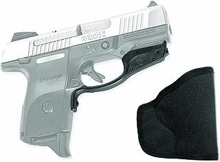 Crimson Trace LG-449 Laserguard Red Laser Sight for Ruger SR9c Pistols