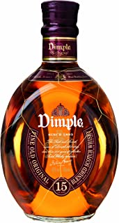 Dimple 15 Years Old Scotch Whisky, 700ml