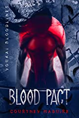 Blood Pact (Youkai Bloodlines Book 2) Kindle Edition