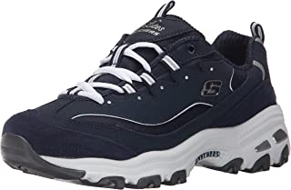 Skechers D'Lites - Me Time Navy 8 B (M)