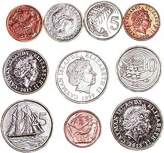 cayman islands 25 cent coin