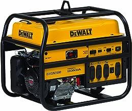 DeWalt 6100 Running Watts/7200 Starting Watts, Gas Powered Portable Generator