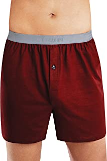 Fruit of the Loom Men's Premium Tag-Free Cotton Underwear