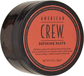 American Crew Defining Paste, 3 oz, Added Texture with Low Shine
