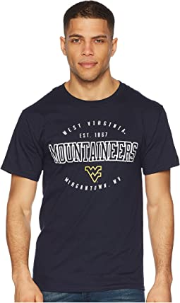 Champion College - West Virginia Mountaineers Jersey Tee 2
