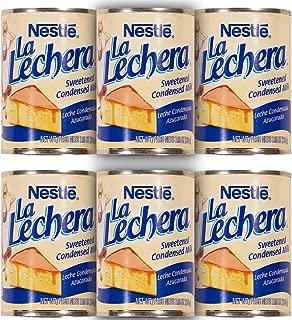 La Lechera Sweetened Condensed Milk (7 Ounce (Pack of 6))