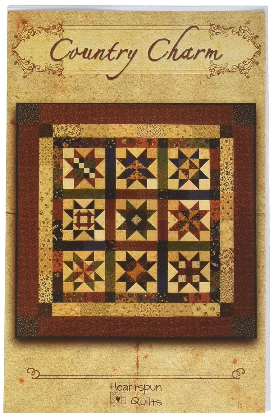 Heartspun Quilts HSQ250 Country Charm Pattern