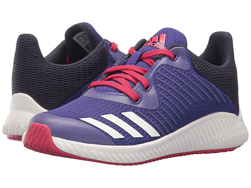 adidas Kids FortaRun K (Little Kid/Big Kid) (Energy Ink/Footwear White/Noble Ink) Kids Shoes
