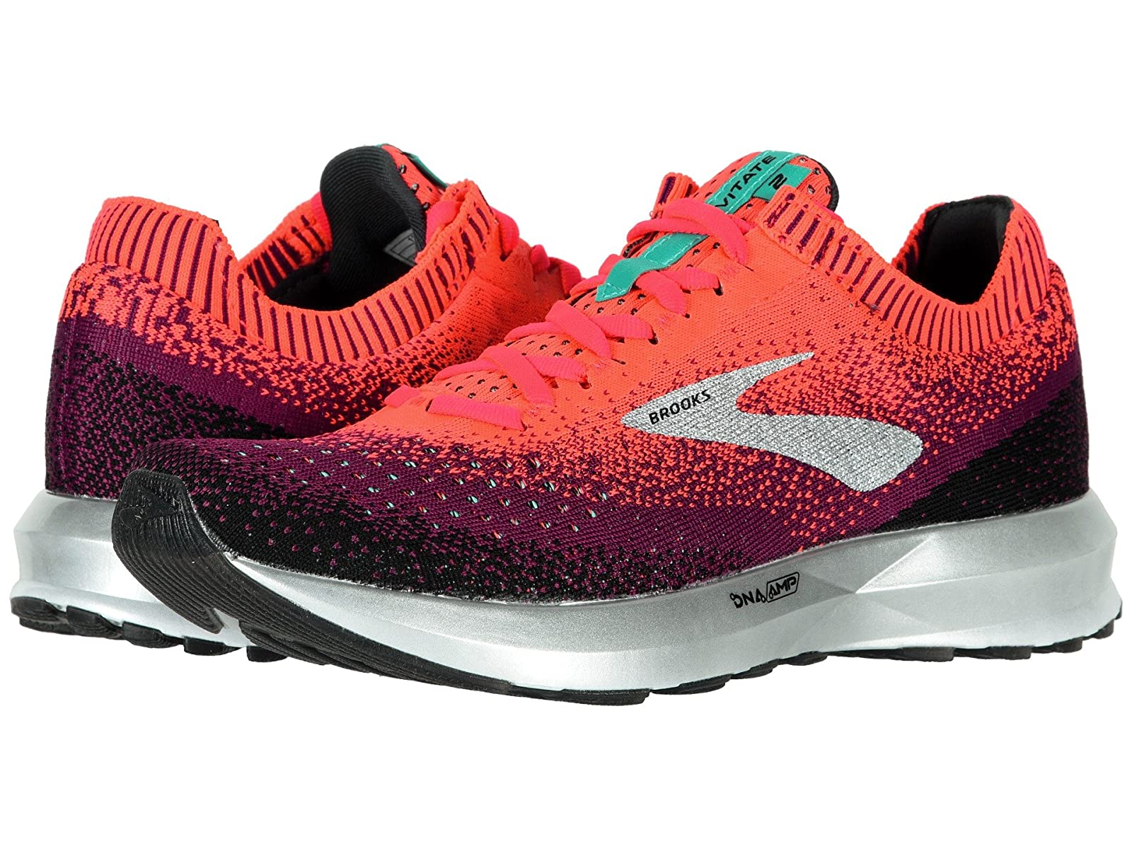 Brooks Levitate 2Atmospheric grades have affordable shoes