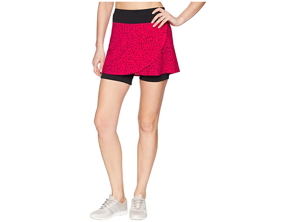 Skirt Sports Hover Skirt (Bubbly Print) Women