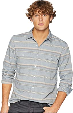 Logan Long Sleeve Flannel