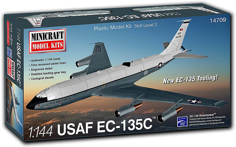 Minicraft EC135C USAF Building Kit (69 Piece)