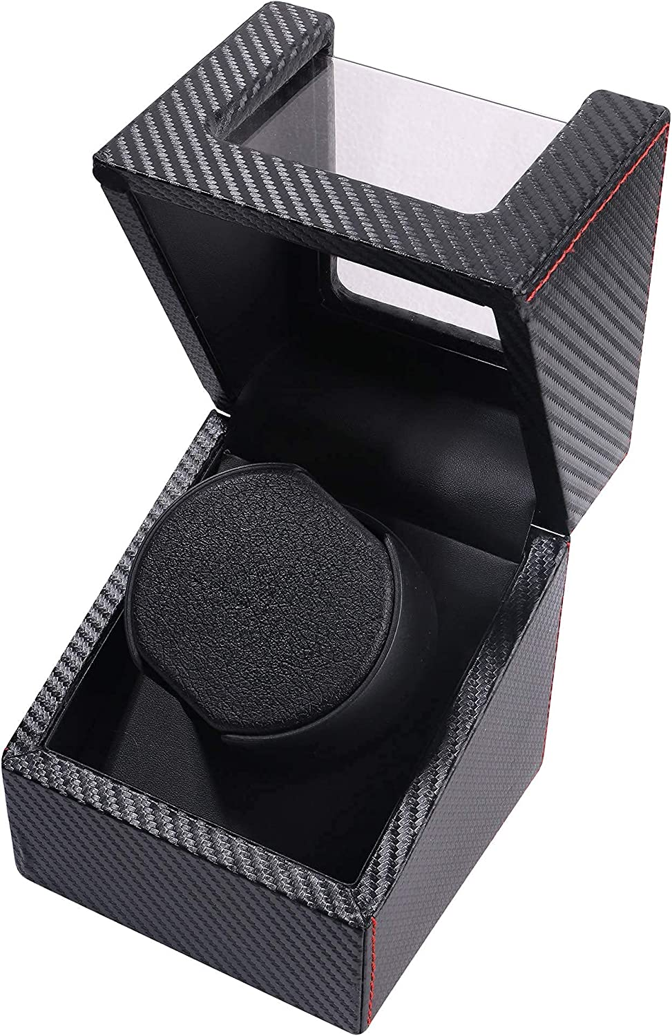 Siremig Clearance SALE! Limited time! 2021 new Automatic Watch Winder in Car Single Black