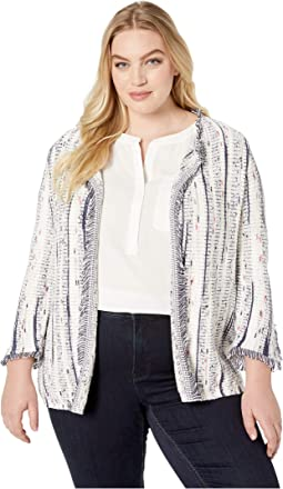 Plus Size Harmony Jacket