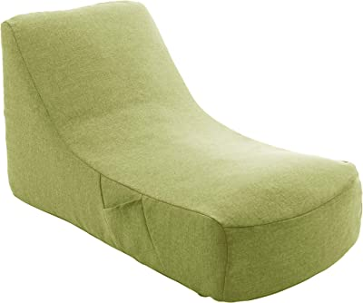 セルタン 日本製 カバーが洗える 圧縮 座椅子 ダリアングリーン 和楽のため息 収納ポケット付 A911a-562GRN