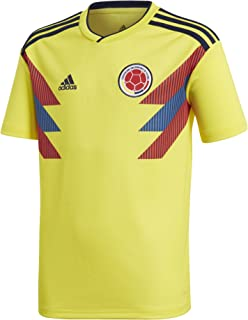 Youth Colombia 2018 Home Replica Jersey