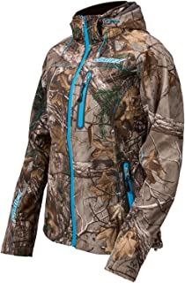 Castle X Barrier Tri Laminate Womens Winter Jacket Realtree Xtra; MED