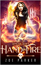 Hand in Fire (Sins of Sora Series Book 1) (English Edition)