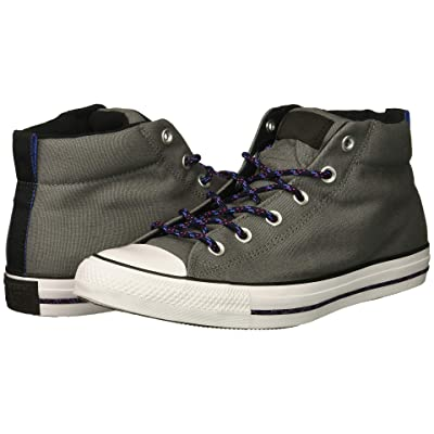 Converse Chuck Taylor(r) All Star(r) Street Mid (Mason/Black/White) Men