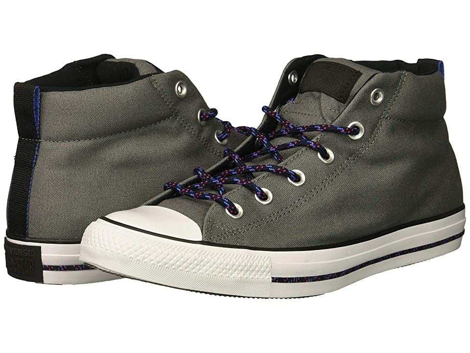 d9a4361ce4f7 Converse Chuck Taylor(r) All Star(r) Street Mid (Mason Black White) Men s  Shoes
