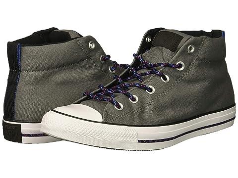 Converse Chuck Taylor® All Star® Street Mid at Zappos.com 90ce7c226e62