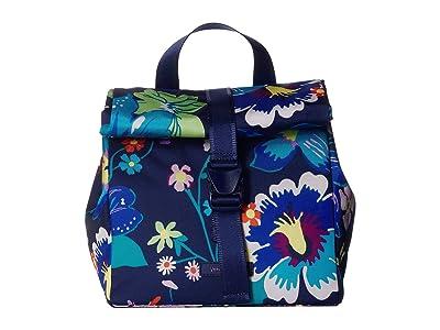 Vera Bradley Lighten Up Lunch Tote (Firefly Garden) Handbags