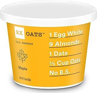 RXBAR Oatmeal Cup, Maple, 2.24 Oz