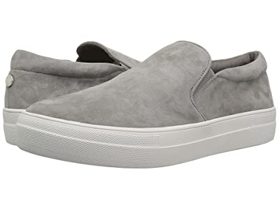 Steve Madden Gills Sneaker (Grey Suede) Women
