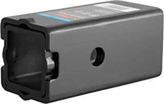 CURT 45408 Trailer Hitch Receiver Adapter Reducer Sleeve Set, 3 to 2-1/2 or 2-Inch, 2-Piece