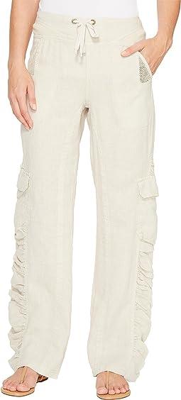 Monte Carlo Linen Pants