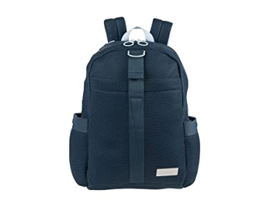 adidas VFA II Backpack (Legacy Blue/Sky Tint/Silver) Backpack Bags