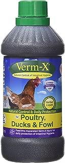 Verm-X Liquid Poultry & Fowl Internal Parasite 500Ml
