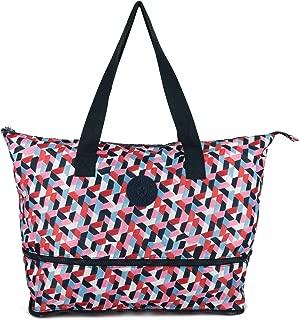 Imagine Foldable Tote, Packable Travel Bag, Zip Closure